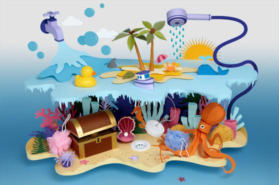 cuentacuentos-para-niños-como-lograr-que-la-hora-del-baño-sea-mas-divertida-y-sin-tanto-berrinche